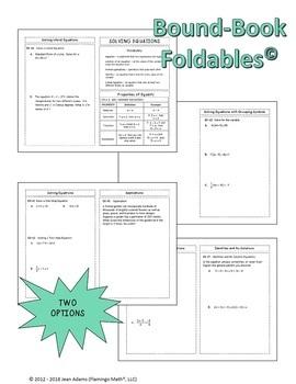 Algebra 2: Solving Equations