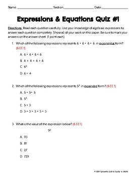 2 practice and domain answer equations key expressions Two Step