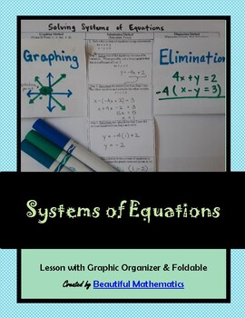 Expressions & Equations: Systems of Equations