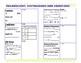 Expressions & Equations Vocabulary Foldable 7th Grade CCSS