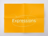Expressions Hot Seat/Task Cards
