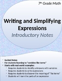 Expressions: Introductory Lesson