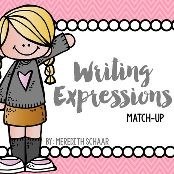 Expressions Match-Up