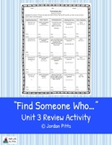 "Expressions Review: ""Find Someone Who..."""