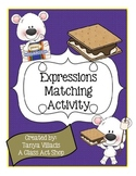 Algebraic Expressions Sorting Cards  COMMON CORE ALIGNED 5.OA.A.2