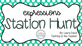 Expressions Station Hunt