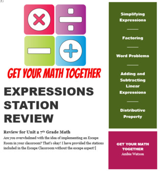 Expressions Stations