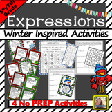 Expressions Winter Activities