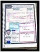 Expressions and Equations 7th Grade Interactive Notebook
