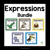 Expressions and Equations Bundle