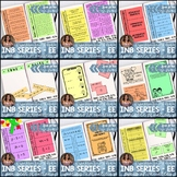 Expressions and Equations BUNDLE (Interactive Notebook Series)