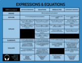 Expressions and Equations Hyperdoc | 6th Grade - Distance
