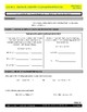 Expressions and Equations Lesson - Generate and Identify Equivalent Expressions