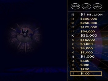 Expressions and Equations Millionaire Review Game (6.EE.1-6.EE.4)