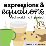 Expressions and Equations Project