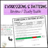 Expressions and Patterns Review