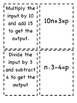 Expressions and Rules Matching Game