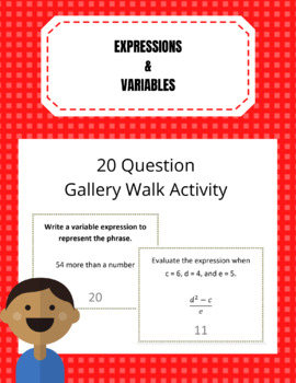 Expressions and Variables