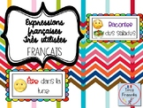 Expressions françaises/ French Idioms