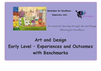 Expressive Arts CfE Art and Design Early Level