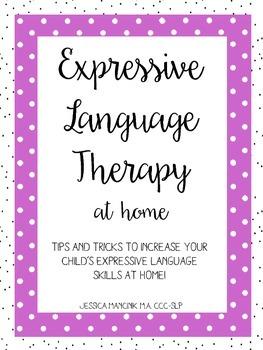 Expressive Language At Home