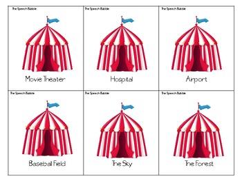 Expressive Language Circus