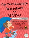Expressive Language Picture Scenes for Spring