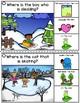 Expressive Language Picture Scenes for Winter