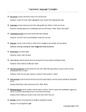 Expressive Language Strategy Handout