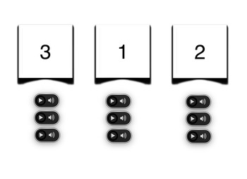 Expressively Identifying Numbers 1-15