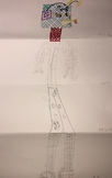 Exquisite Corpse Collaborative Drawing Game