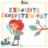 Exquisite Ecosystem Hat - 5th Grade STEAM Project