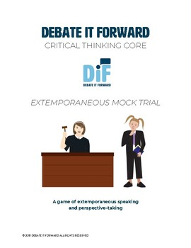 Extemporaneous Mock Trial