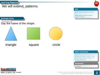 Extend Patterns