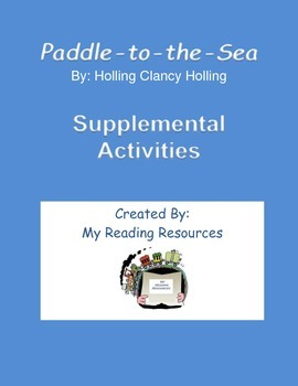 Extended Activities for Paddle-to-the-Sea by Holling Clancy Holling