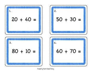 Extended Addition Quiz Quiz Trade Game
