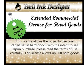 Extended Commercial License for Hard Goods