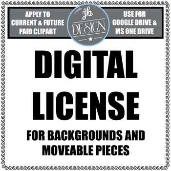 Extended Digital License (for Commercial Use)