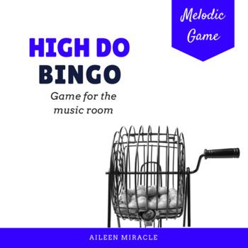 High Do Solfa Bingo