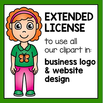 Extended License - Clipart for Logo and Website Design