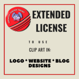 Extended Use License - Logo, Website and Blog