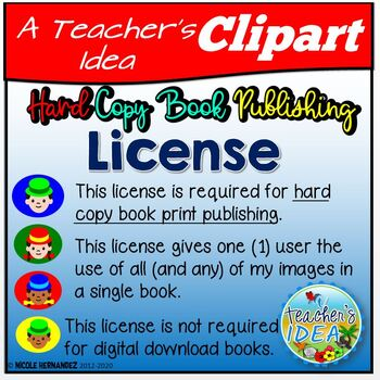 Extended License for Book Publishing