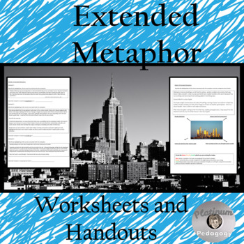Free Extended Metaphor   -  Handouts and Worksheets