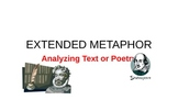 Extended Metaphor in Poetry and Text