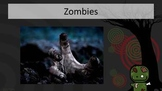 Extended Metaphor with Zombies--Brief History and Standards Based Assessment