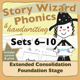 Extended Phonics Consolidation Bundle 2