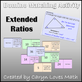 Extended Ratio Word Problems-Sort-Matching-