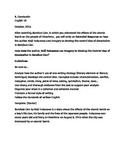 Extended Response/Barefoot Gen