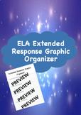 Extended Response ELA Graphic Organizer