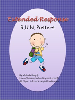 Extended/Open Response Posters